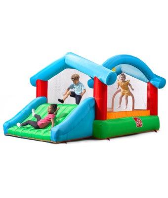 414399 Sounds N Slide Inflatable Bouncerr 001