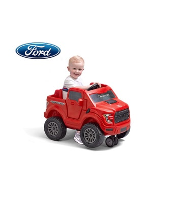 483699 2 in 1 Ford Raptor Ride On Toy 001