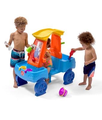 490899 Car Wash Splash Center Water Table 001