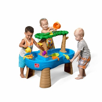 493100 Tropical Rainforest Water Table 001