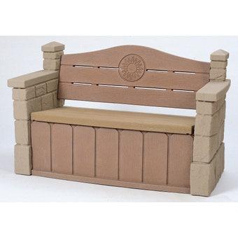 5433KR Outdoor Storage Bench 001