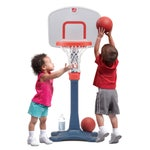 7356WM Shootin Hoops Junior Basketball Set Jr Hoops 001