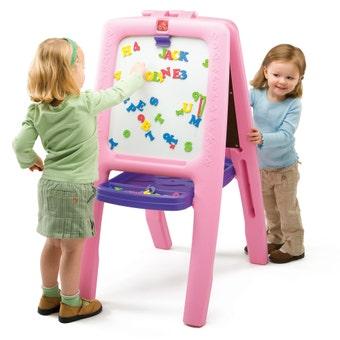 799999 Easel For Two toddler art easel 001