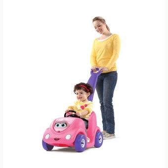811899 Push Around Buggy Pink Kids Push Car 001