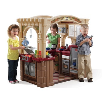 8214KR Grand Walkin Play Kitchen and Grill 001