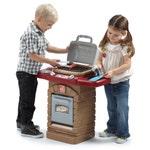831799 Fixin Fun Outdoor Pretend Grill Play Food 001