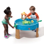 842799 Duck Pond Water Table Blue And Tan 001