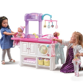847199 Love and Care Deluxe Nursery 001