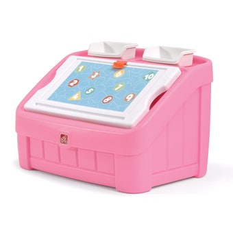 848899 2 In Toy Box and Art Lid Pink Pink 001