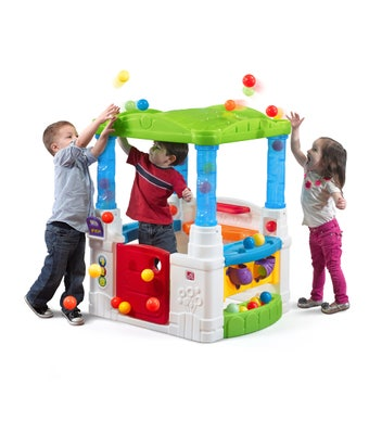 853999 WonderBall Fun House 001