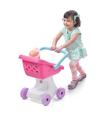 854199 Love and Care Doll Stroller 001