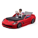 8600KR Corvette Z Toddler To Twin Bed 001