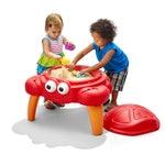 866199 Crabbie Sand Table Sandbox With Lid 001