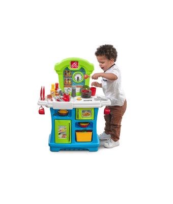 869000 Little Cooks Play Kitchen 001