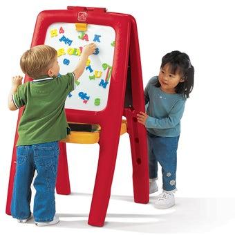 885299 Easel For Two toddler art easel 001